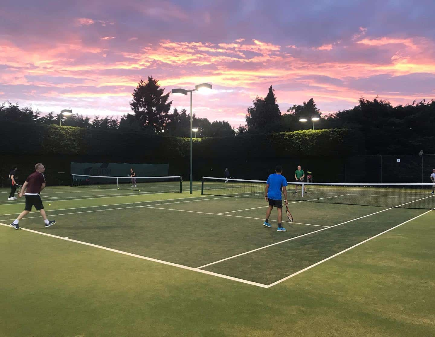 Cranston Park Tennis Club Coaching