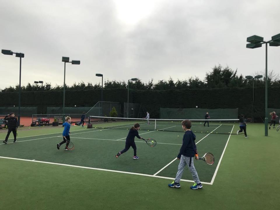 Cranston Park Tennis Club Coaching