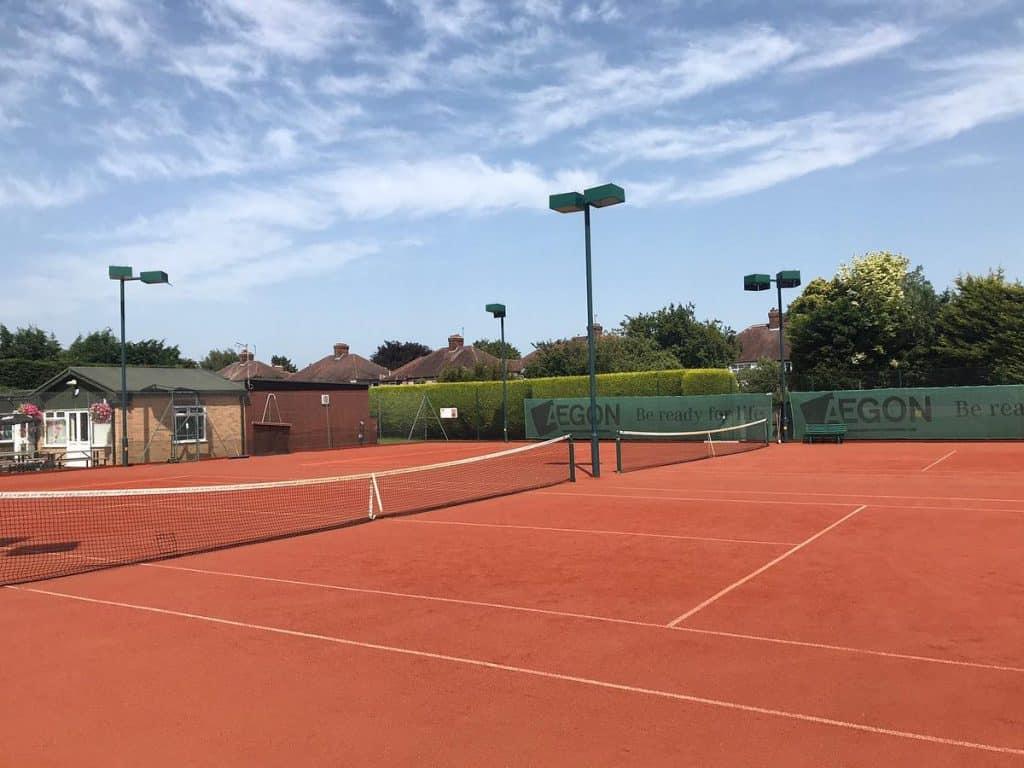 cranston park tennis club clay courts
